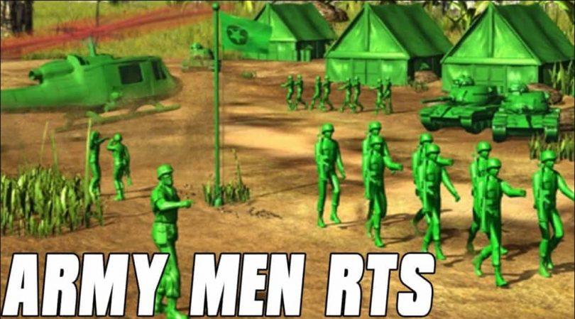 Army Men RTS Apk Full Mobile Version Free Download
