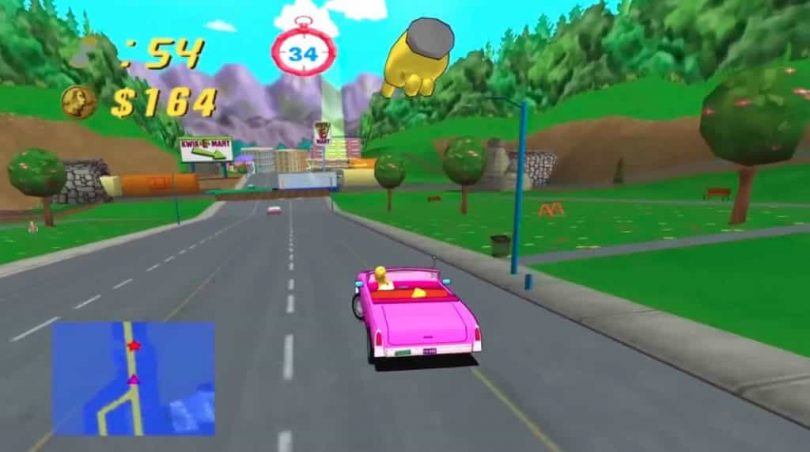 The Simpsons Hit And Run PC Version Full Game Free Download
