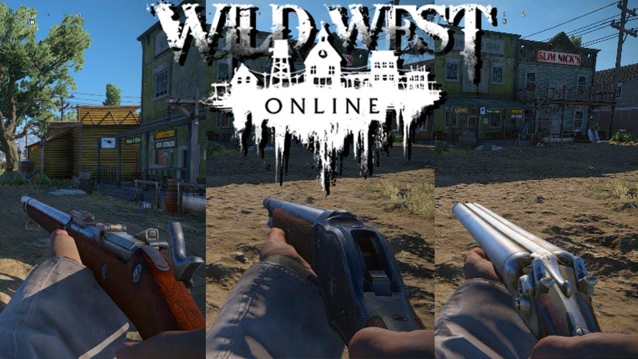Wild West Online PC Version Game Free Download