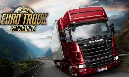 Euro Truck Simulator 2 PS4 Version Full Game Free Download