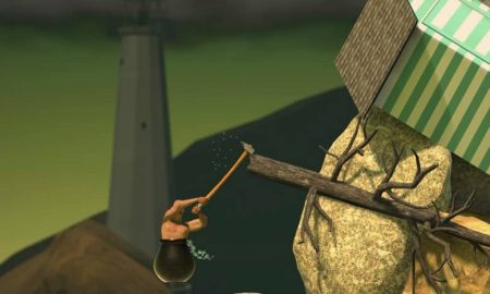 Getting Over It With Bennett Foddy PC Latest Version Game Free Download