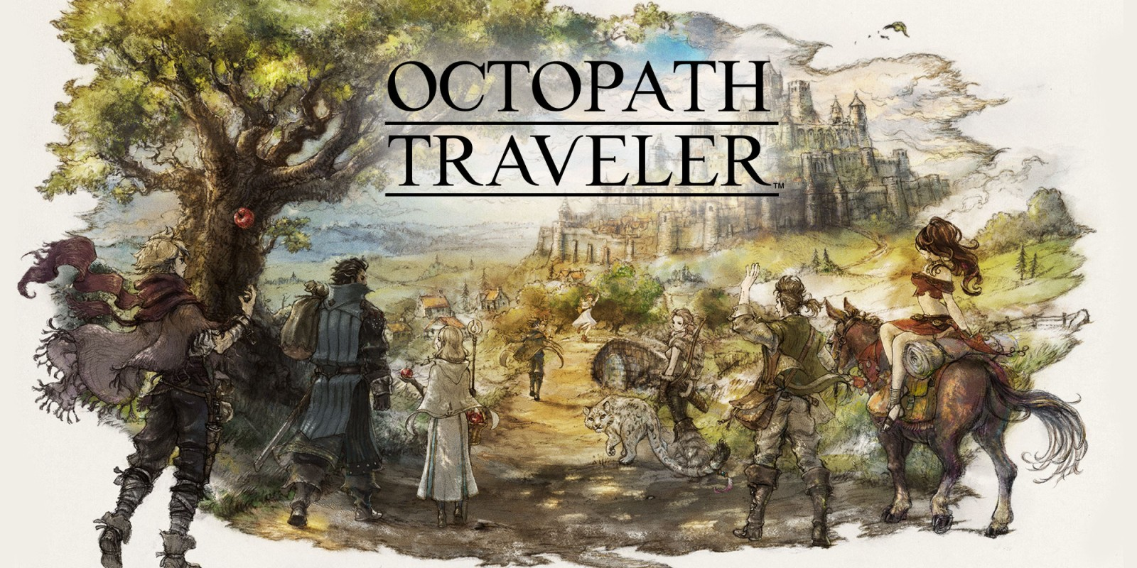 OCTOPATH TRAVELER Apk Full Mobile Version Free Download