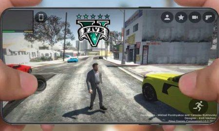 Gta 5 iOS/APK Version Full Game Free Download