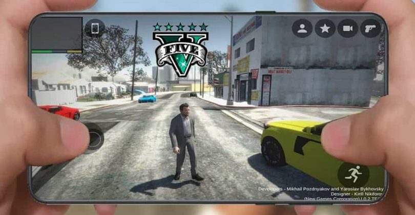 Gta 5 iOS/APK Version Full Game Free Download