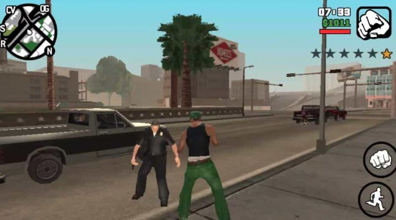 Gta San Andreas Apk Full Mobile Version Free Download