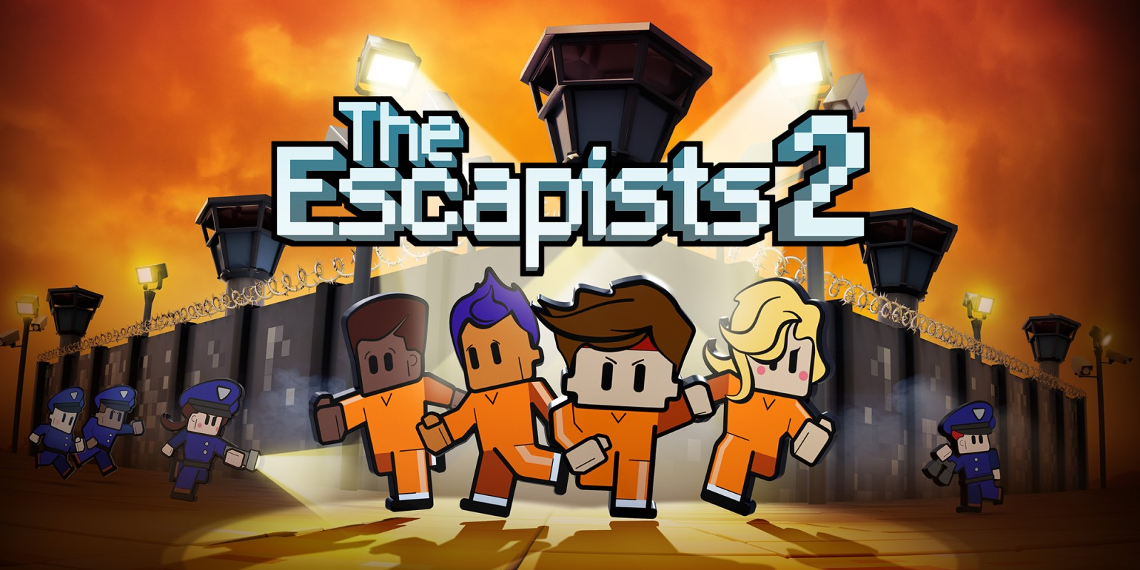 The Escapists 2 PC Version Full Game Free Download