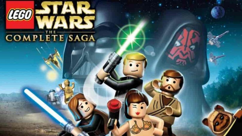 LEGO Star Wars The Complete Saga iOS/APK Version Full Game Free Download