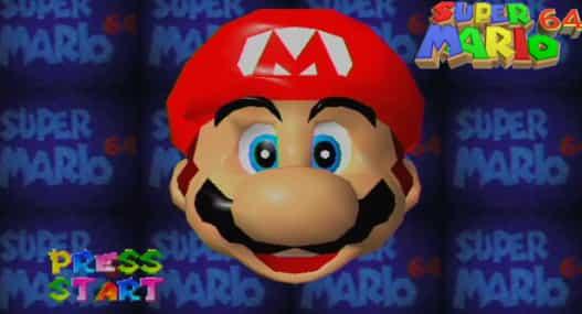 Super Mario 64 Apk iOS Latest Version Free Download