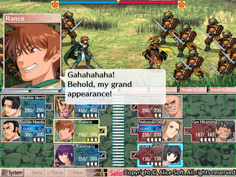Sengoku Rance iOS/APK Full Version Free Download