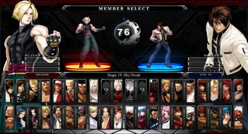 Mugen Version Full Mobile Game Free Download