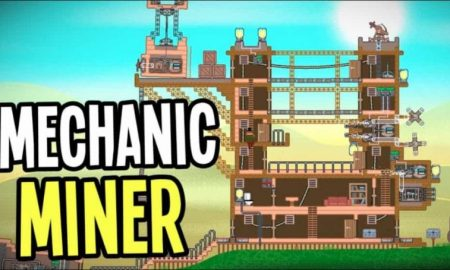 Mechanic Miner Apk Full Mobile Version Free Download