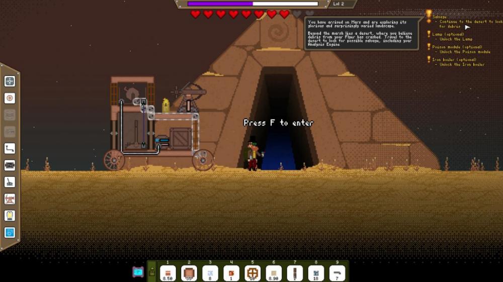 Mechanic Miner Full Version PC Game Download