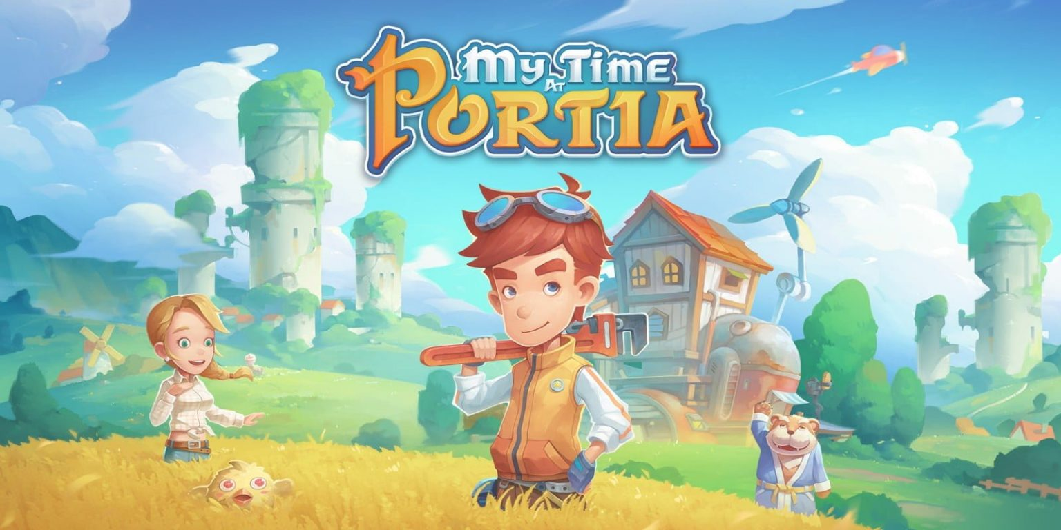 My Time At Portia Full Version Free Download