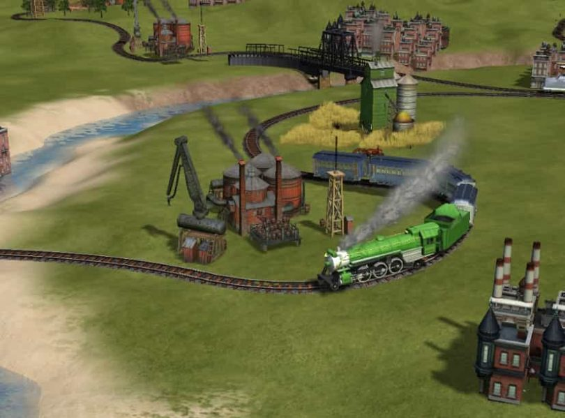 Railroad Tycoon 3 Apk iOS Latest Version Free Download