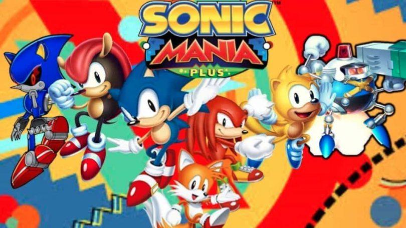 Sonic Mania Plus Game Full Version PC Game Download
