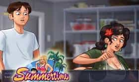 Summertime Saga PC Version Game Free Download