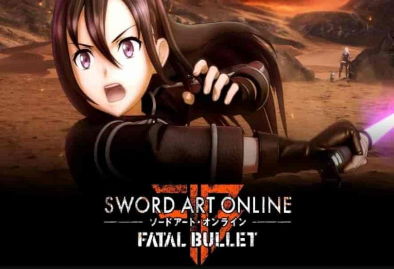 Sword Art Online Fatal Bullet APK Full Version Free Download