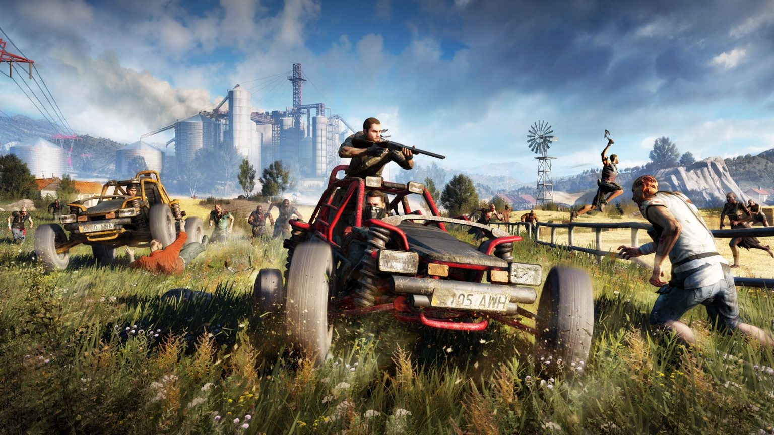 Dying Light Apk Full Mobile Version Free Download