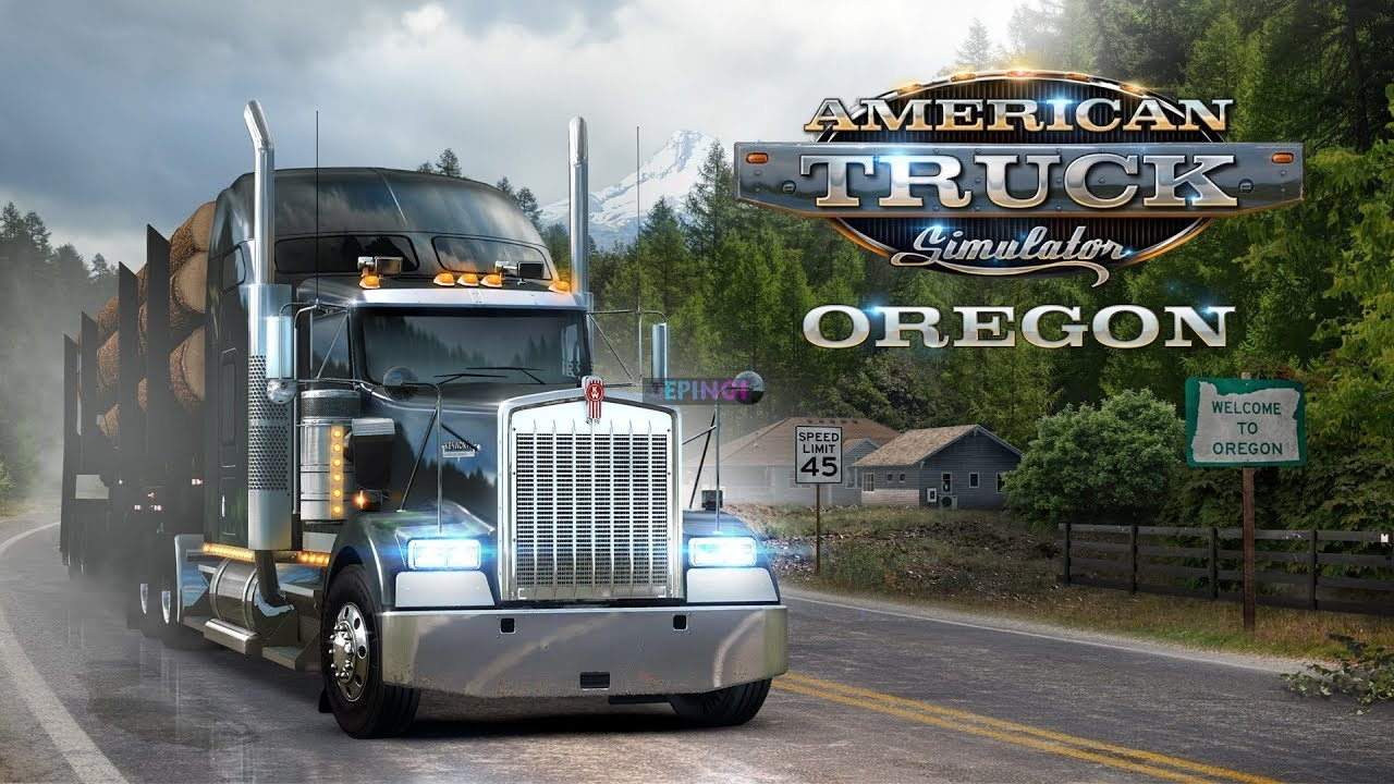 American Truck Simulator PC Version Game Free Download