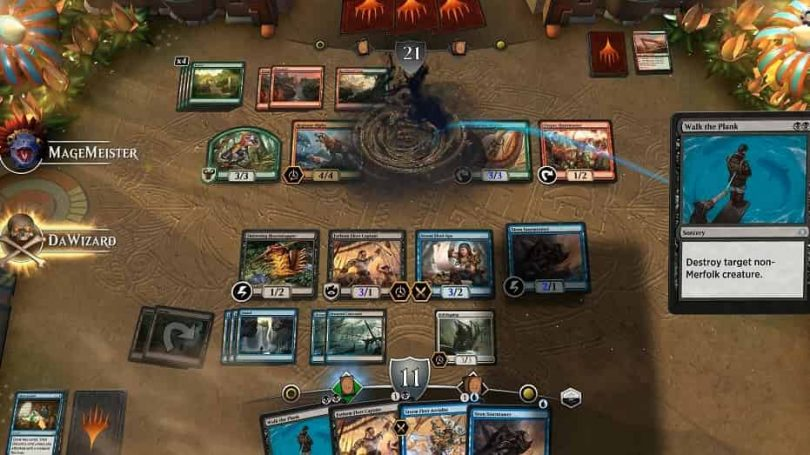 Magic The Gathering Arena Full Version PC Game Download