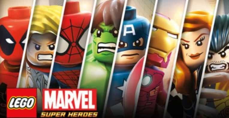 Lego Marvel Superheroes PC Latest Version Game Free Download