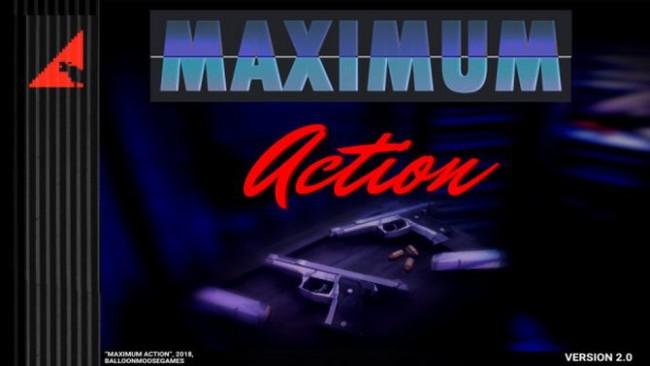 Maximum Action iOS/APK Full Version Free Download