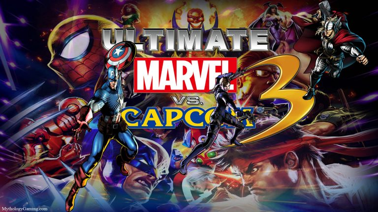 Ultimate Marvel vs Capcom 3 Full Version PC Game Download