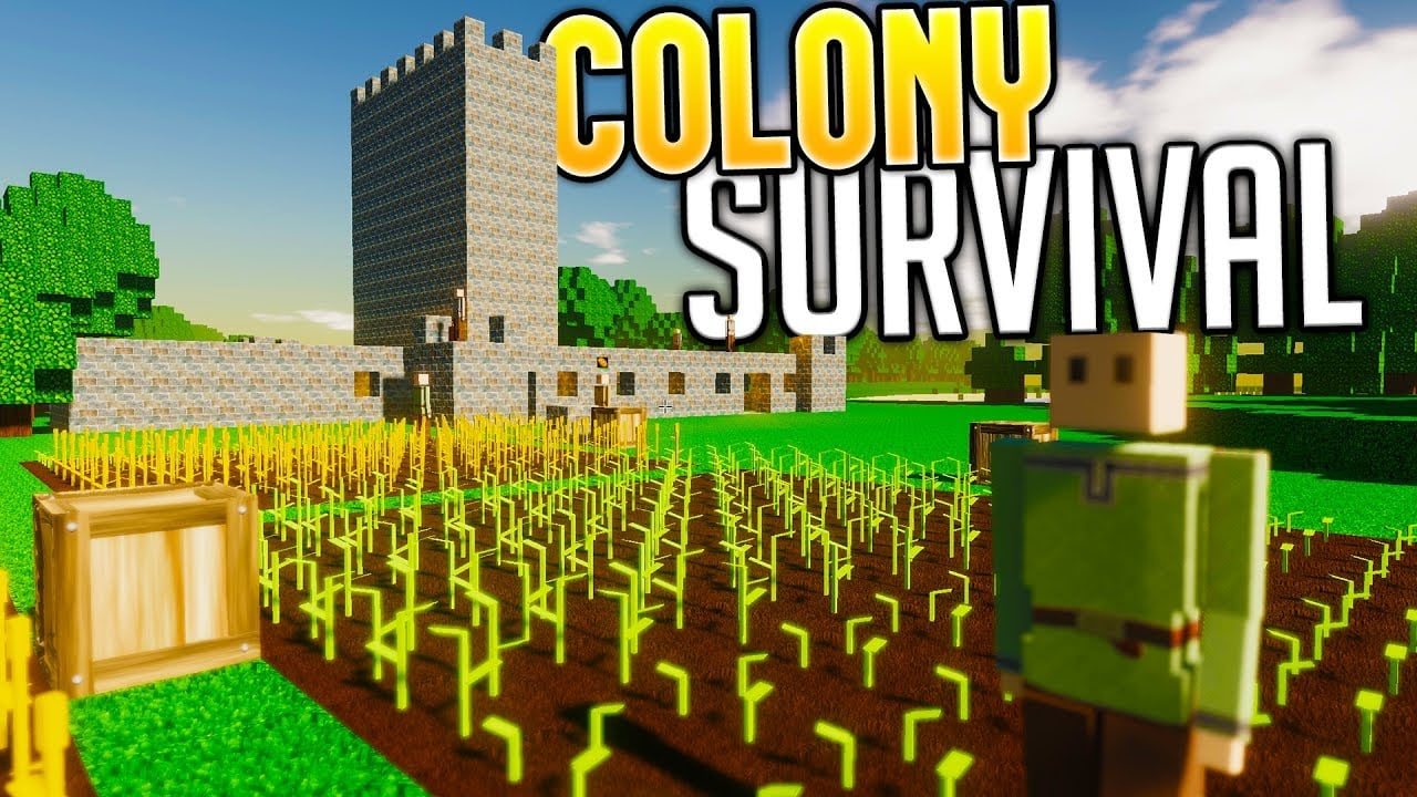 Colony Survival Full Version PC Game Download