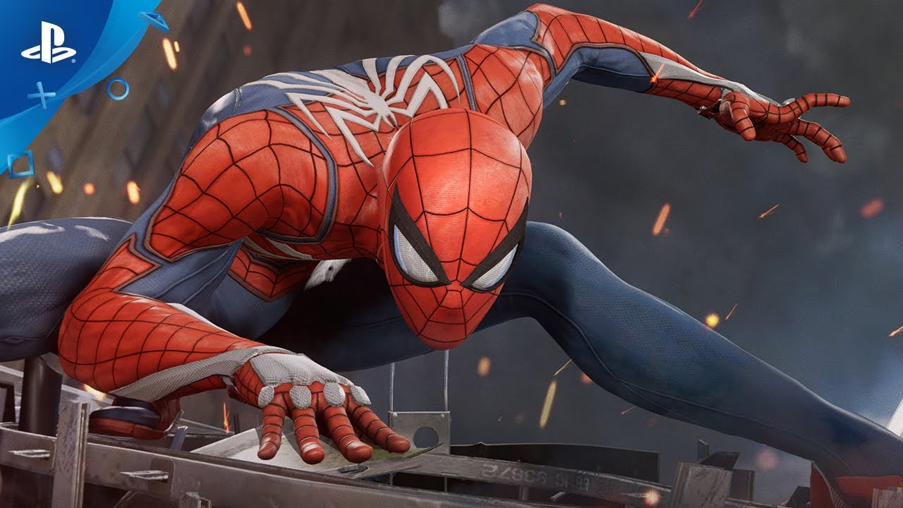 Marvel's Spiderman PC Version Full Game Free Download