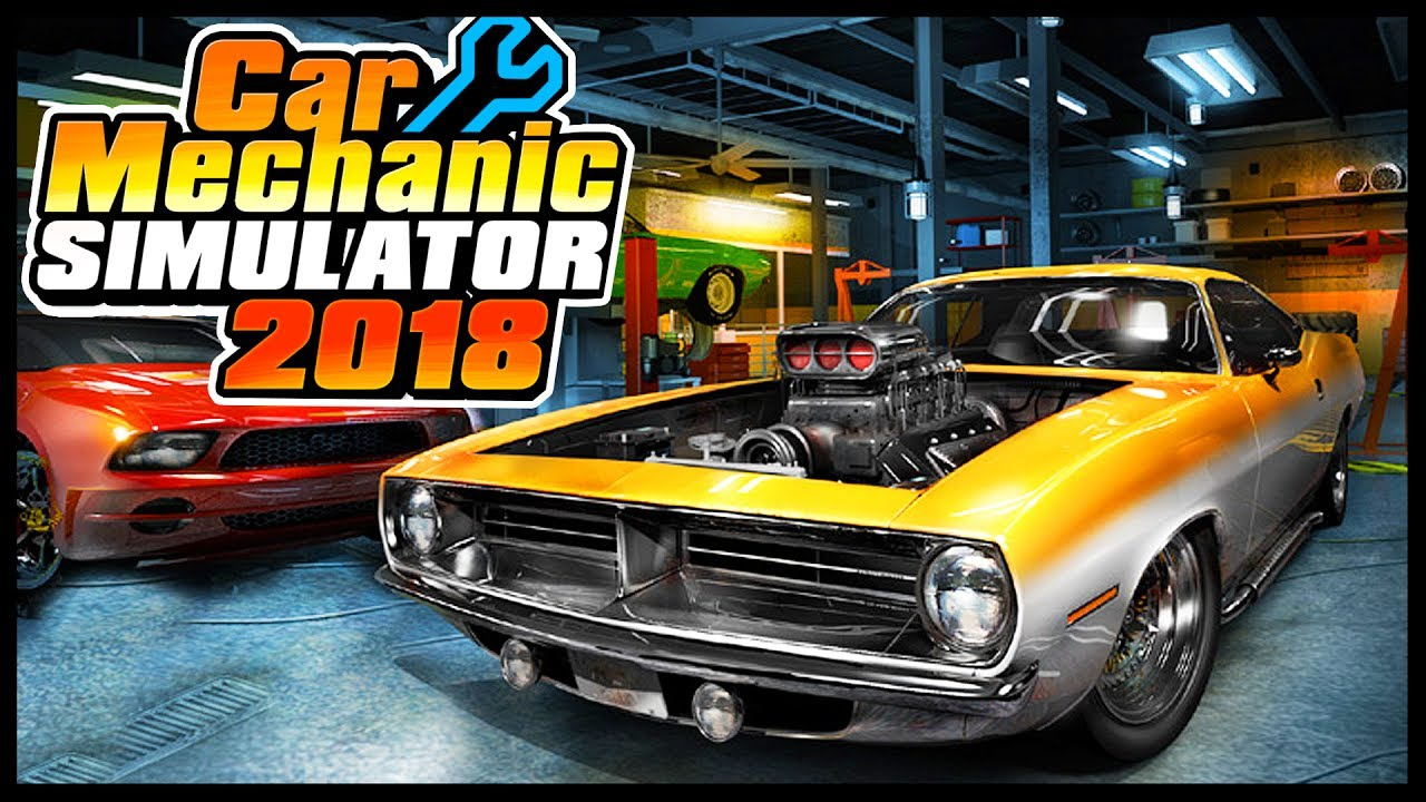 Car Mechanic Simulator 2018 PC Version Full Game Free Download