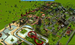 Rollercoaster Tycoon 3 Platinum iOS/APK Version Full Game Free Download