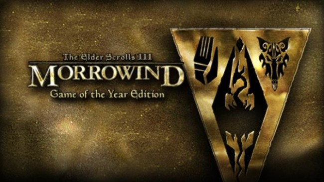 The Elder Scrolls III: Morrowind Game Of The Year Edition Full Version PC Game Download