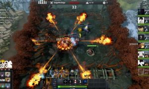 Dota 2 Auto Chess iOS/APK Full Version Free Download