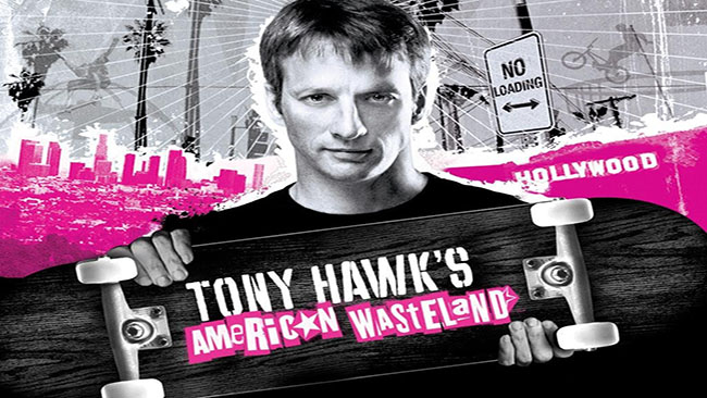 Tony Hawk's American Wasteland iOS/APK Full Version Free Download