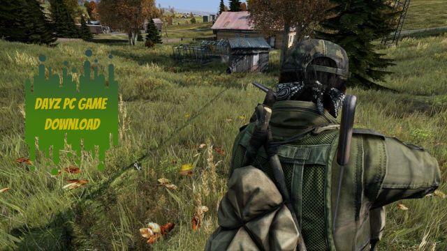 DayZ PC Latest Version Game Free Download