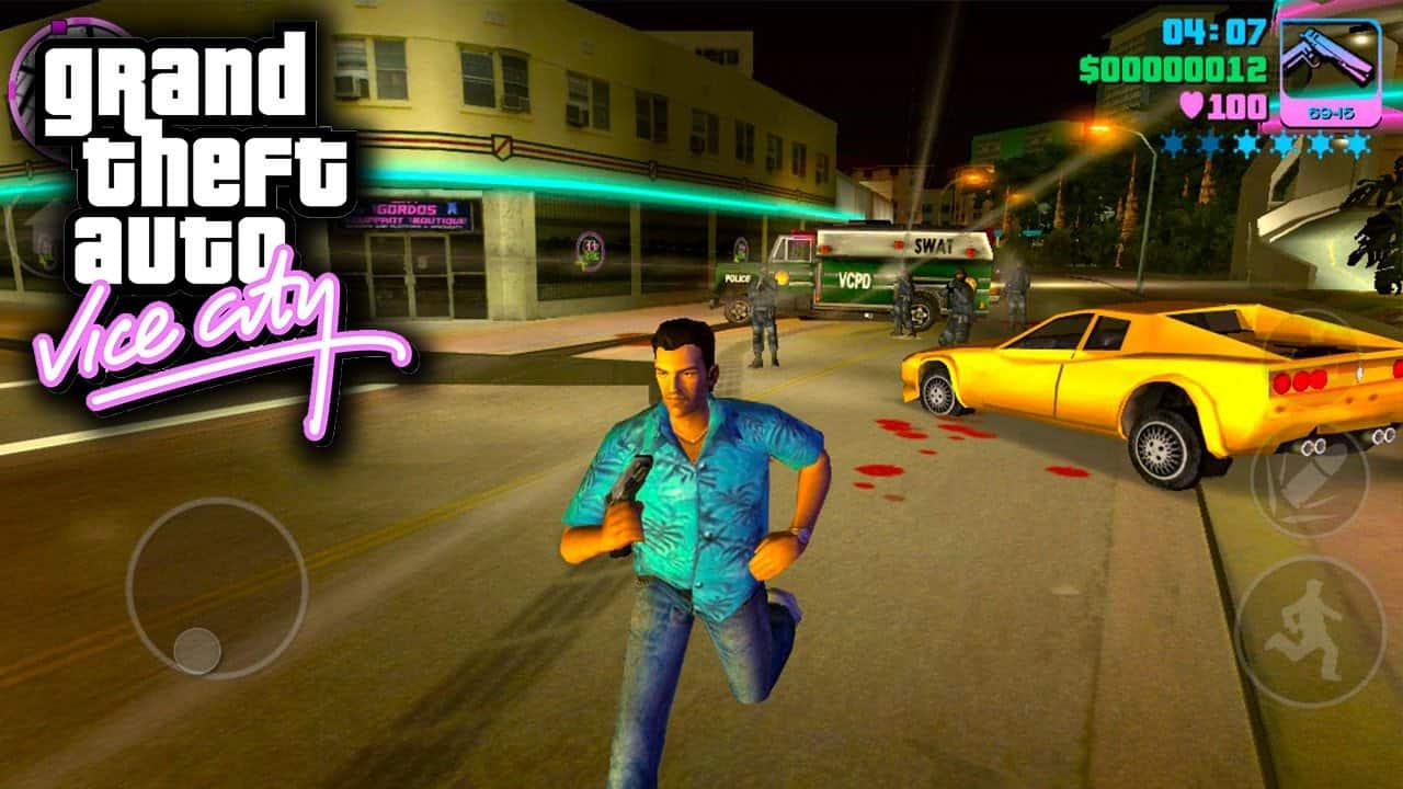 Grand Theft Auto Vice City PC Latest Version Free Download