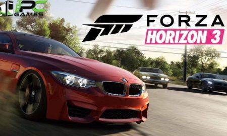 Forza Horizon 3 PC Game Latest Version Free Download