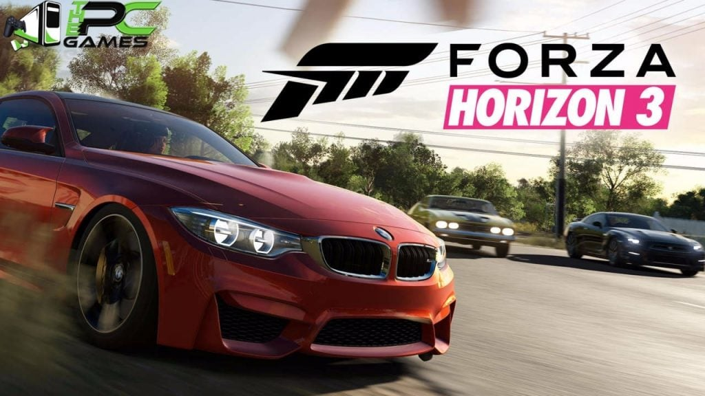Forza Horizon 3 Hinta