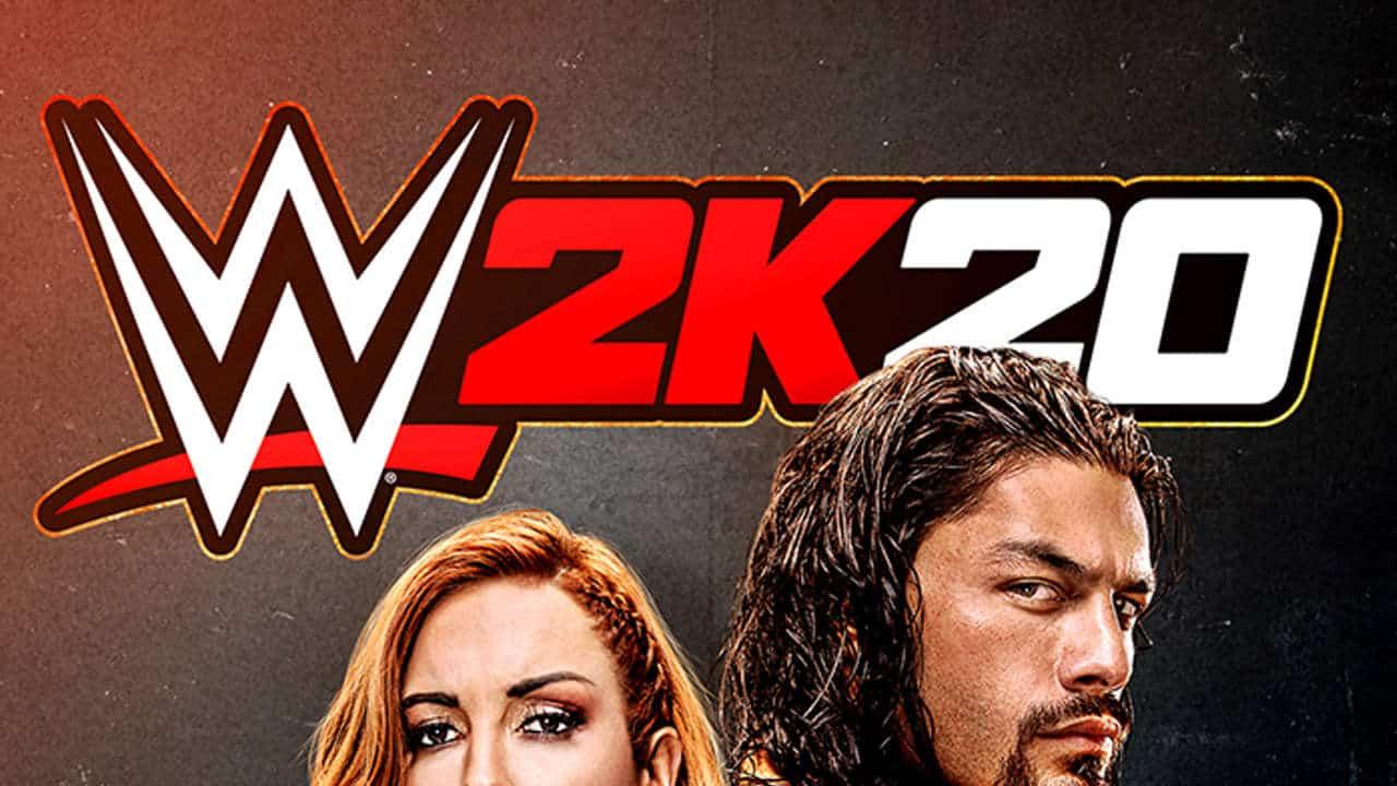 WWE 2K20 iOS/APK Version Full Game Free Download