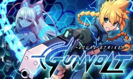 Azure Striker Gunvolt Android/iOS Mobile Version Full Game Free Download