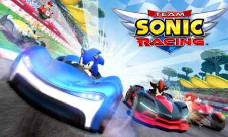 Team Sonic Racing iOS/APK Full Version Free Download