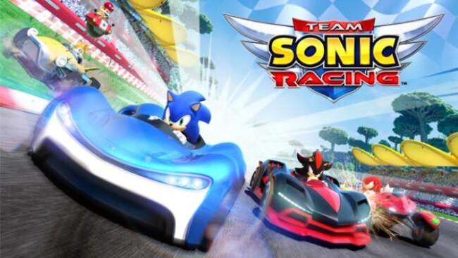 Team Sonic Racing iOS/APK Full Version Free Download