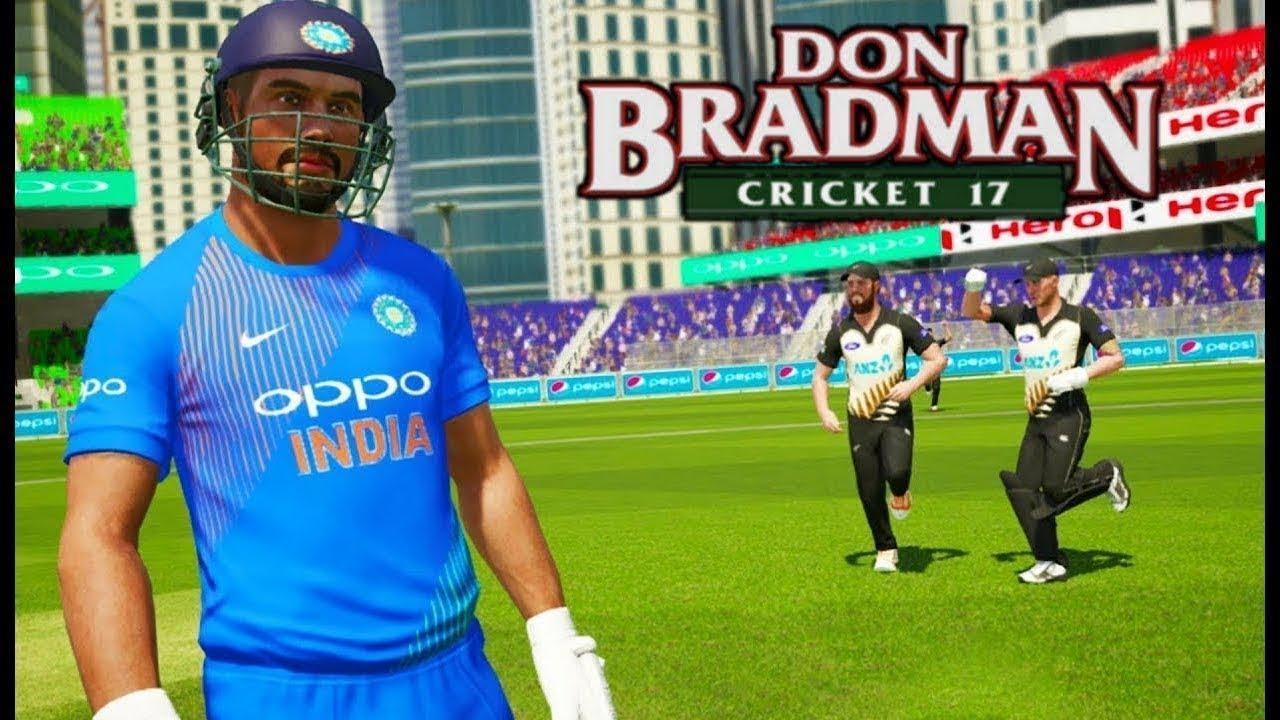 DON BRADMAN CRICKET 14 iOS/APK Version Full Game Free Download
