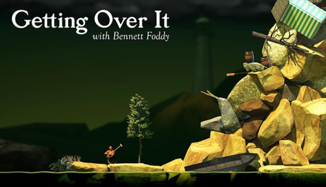 Getting Over It with Bennett Foddy iOS Latest Version Free Download