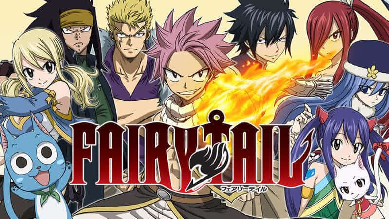 Fairy Tail iOS/APK Full Version Free Download