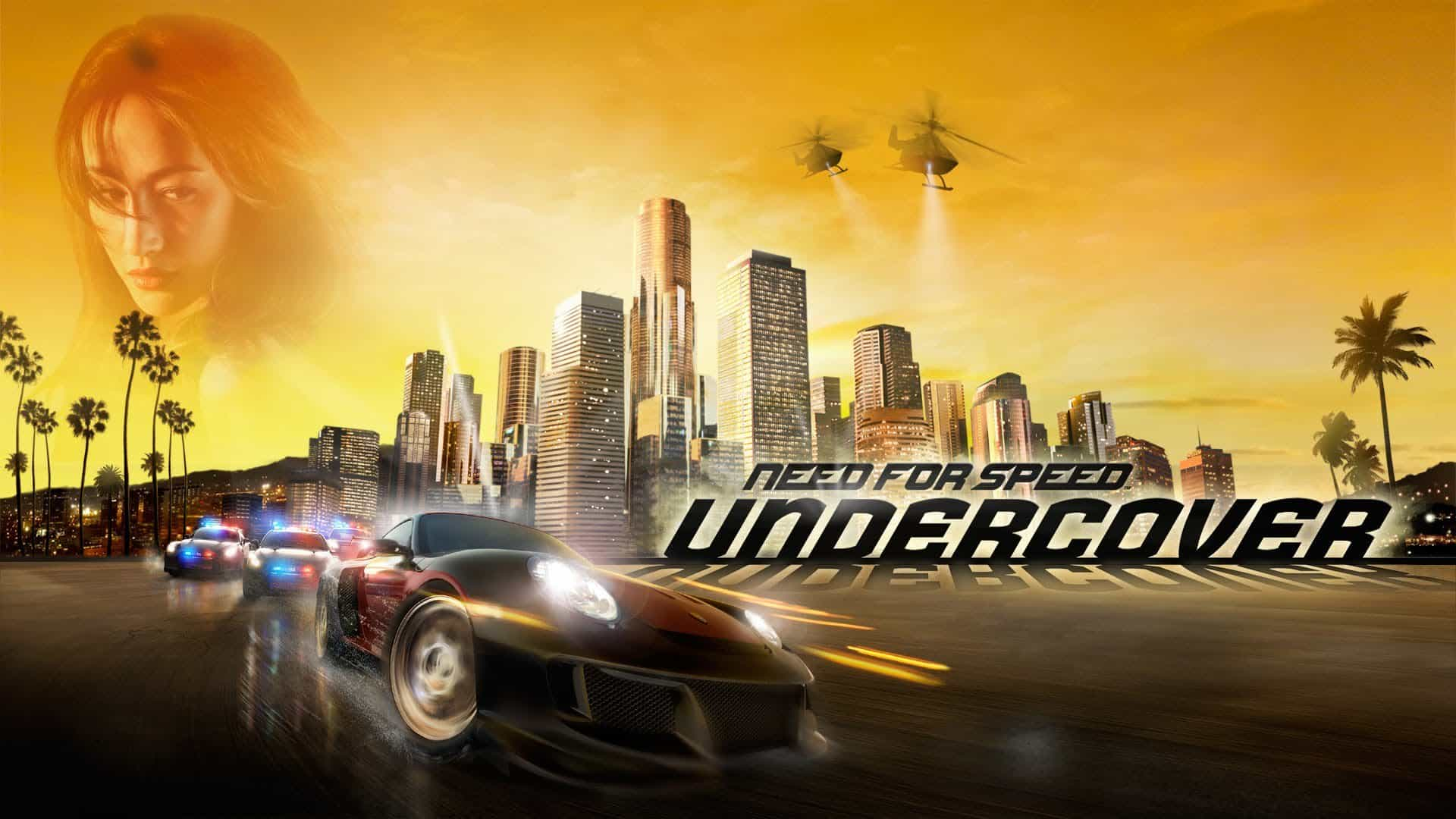 Need For Speed Undercover iOS/APK Version Full Game Free Download