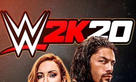 WWE 2K20 PC Version Game Free Download