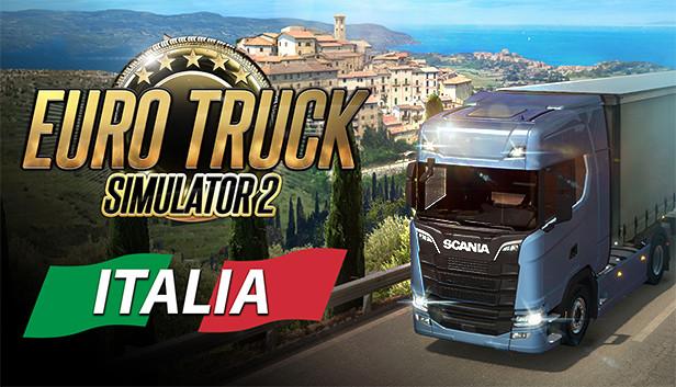 Euro Truck Simulator 2 Italia Full Version PC Game Download