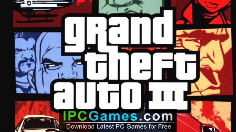 Grand Theft Auto 3 PC Latest Version Game Free Download