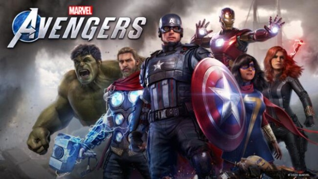 Marvel's Avengers PC Full Version Free Download